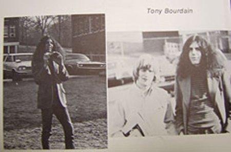 Bourdain's homage to Tiny Tim