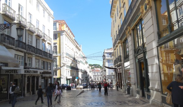 Lisbon-RuaAugusta